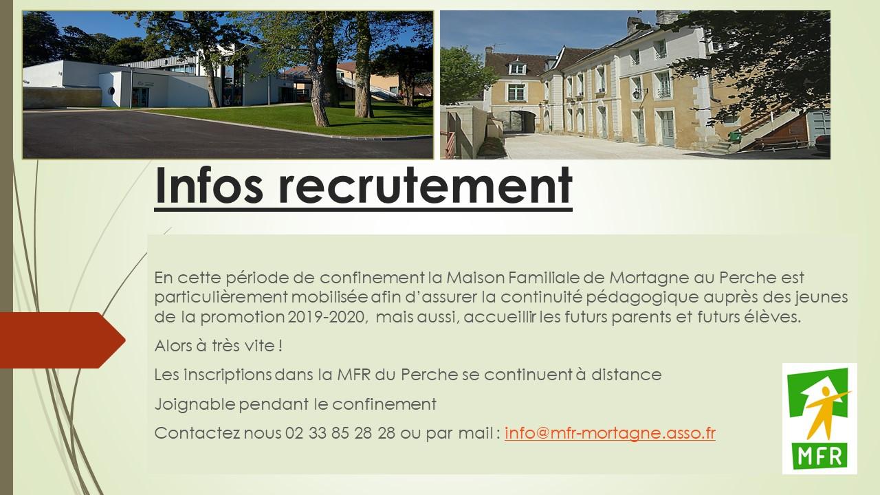 Actualites Mfr De Mortagne Au Perche